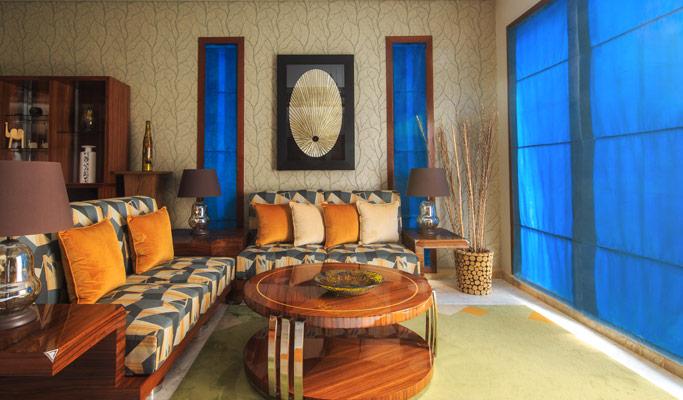 Junior Suite at Reef Resort Bahrain