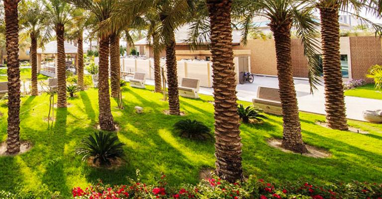 Date Garden at the Reef Resort Bahrain