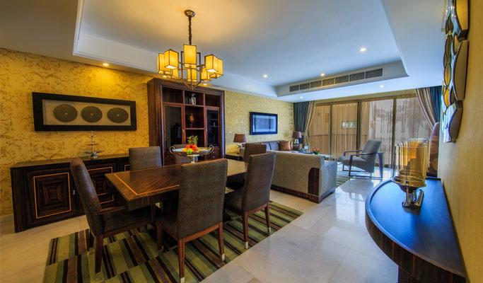 Royal Suite at Reef Resort Bahrain