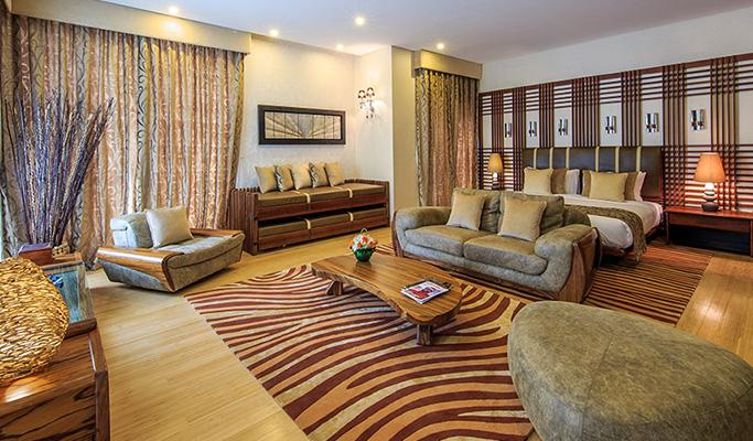 Imperial Suite at Reef Resort Bahrain